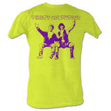Bill & Ted's Excellent Adventure -  Party On T-Shirts