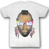 Mr. T - Swwwag T-shirts