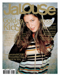 Jalouse, December 2006-January 2007 - Zoe Kravitz & Margherita Missoni Posters