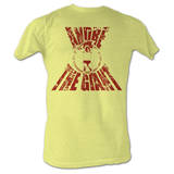 Andre The Giant - Real G T-shirts