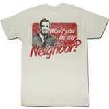 Mister Rogers - Won't You T-shirts