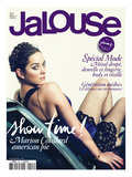 Jalouse, March 2010 - Marion Cotillard Prints by Mason Poole