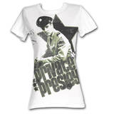 Juniors: Elvis Presley - Private Presley T-shirts