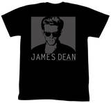 James Dean - Striped Up T-Shirt