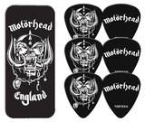 Motorhead - England Logo Guitar Picks Plectrums