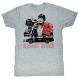 Knight Rider - Buff Stuff T-Shirt