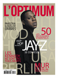 L'Optimum, November 2009 - Jay-Z Posters by Patrick Swirc