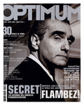 L&#39;Optimum, December 2002-January 2003 - Martin Scorsese Art by John Stoddart