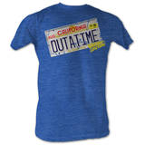 Back To The Future - Outta It T-shirts