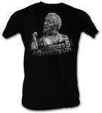 Redd Foxx - Here's 5 Across Yo' Lip T-shirts