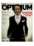 L'Optimum, April 2005 - Frédéric Beigbeder Prints by Jonas Unger