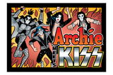 Archie Meets KISS Photo