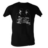 The Blues Brothers - Its Dark T-shirts