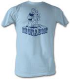 Popeye - On A Boat T-Shirt