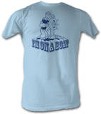 Popeye - On A Boat T-shirts