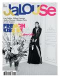 Jalouse, May 2009 - Lou Doillon, Mélanie Laurent, Audrey Marnay, Clémence Poésy et Léa Seydoux Art by Emeric Glayse