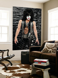 KISS Wall Mural