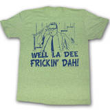 Saturday Night Live - La Dee Dah T-Shirt