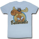 Rocky &amp; Bullwinkle - Shades T-shirts