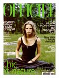 L'Officiel, October 1998 - Idiiga Porte Ralph Lauren Romance, Le Dernier-Né Posters by Olivier Desarte