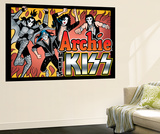 Archie Meets KISS Posters