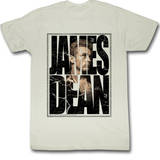 James Dean - Cracked T-Shirt