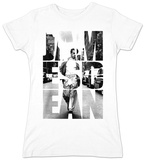 Juniors: James Dean - New York T-shirts