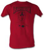 Flash Gordon - Red T-skjorte