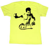 Muhammad Ali - Right Hook Shirt