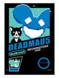 deadmau5 - Meowingtons Hax (Action Series) Prints