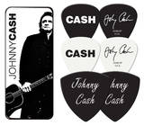 Johnny Cash - American Guitar Picks Plektre
