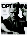 L'Optimum, October 2004 - Michael Stipe Premium Giclee Print by Jérôme Schlomoff