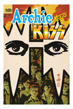 Archie Meets KISS Cover Poster