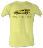 Back To The Future - Delorean Shirts