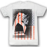 Elvis Presley - Flagging T-shirts