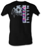Miami Vice - Moon T-shirts