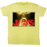 Jaws - Swim Lines T-shirts