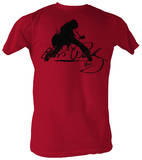 Elvis Presley - Signature Silhouette Tshirt