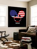 deadmau5 - America Wall Mural