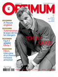 L&#39;Optimum, November 2006 - Tch&#233;ky Karyoporte Prints by Philippe Biancotto