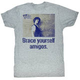 Bill &amp; Ted&#39;s Excellent Adventure -  Brace Yourself T-Shirt