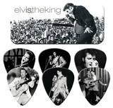 Elvis Presley - The King Guitar Picks Plektre