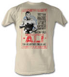 Muhammad Ali - 1965 Poster T-Shirt