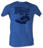 Back To The Future - Halftone T-shirts