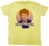 Knight Rider - Runnin In Circle T-Shirt