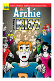 Archie Meets KISS Cover Photo