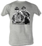 The Blues Brothers - Black And Blue T-Shirt