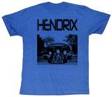 Jimi Hendrix - Hendrix 1969 T-shirts