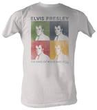Elvis Presley - Blocks T-shirts