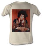 Jimi Hendrix - Sitting T-shirts